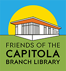 CapitolaLibraryFriends.org Logo