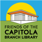 Friends of the Capitola Public Library Logo